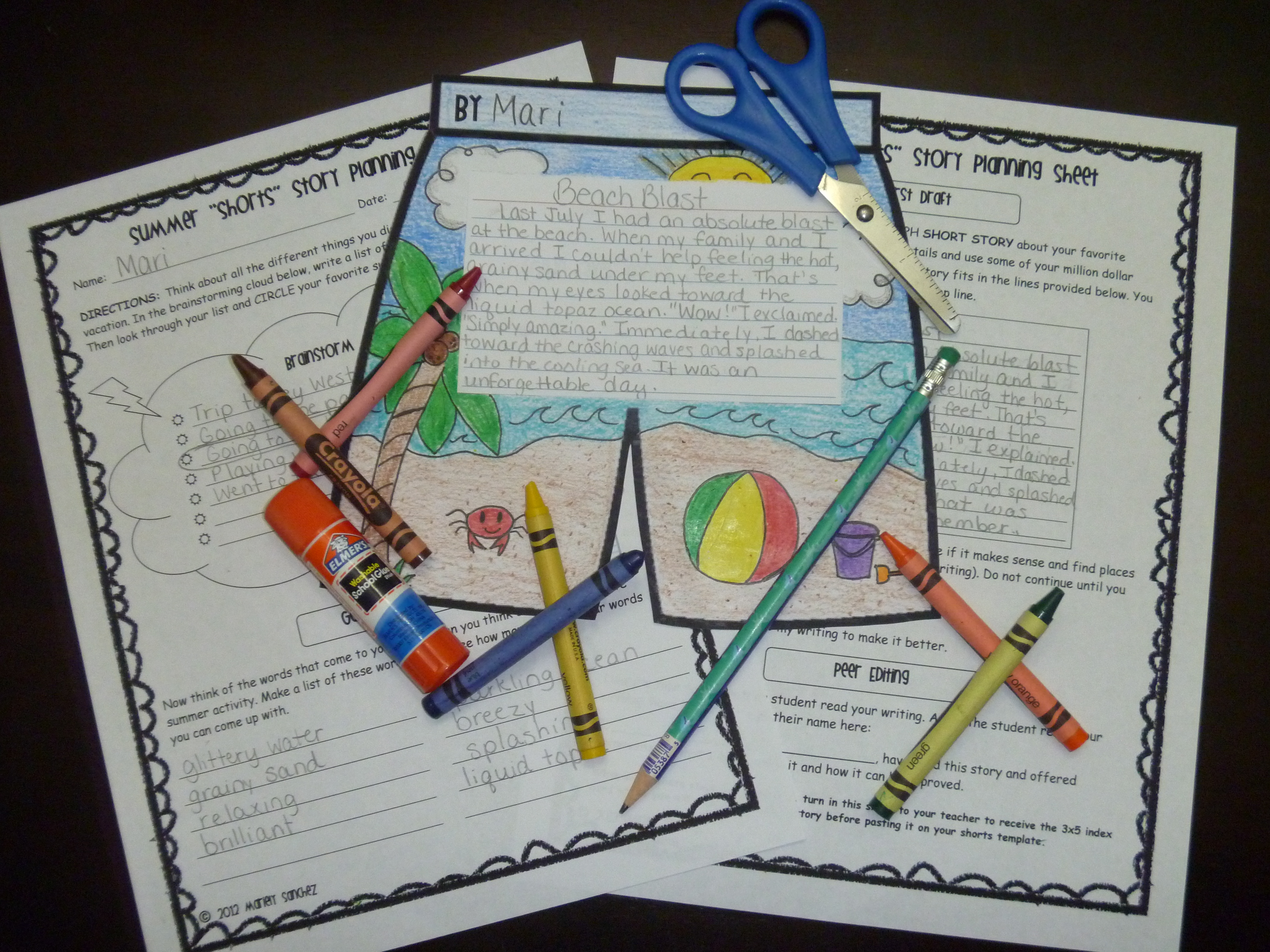 pencils and magic wands  10 days of back to school frenzy